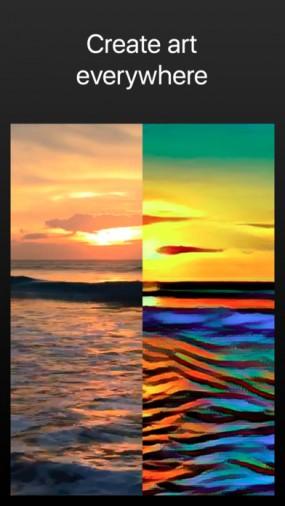 В аналоге Prisma для видео появились зацикленные ролики в стиле Boomerang