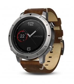 Garmin выпустила люксовые умные часы Fenix Chronos
