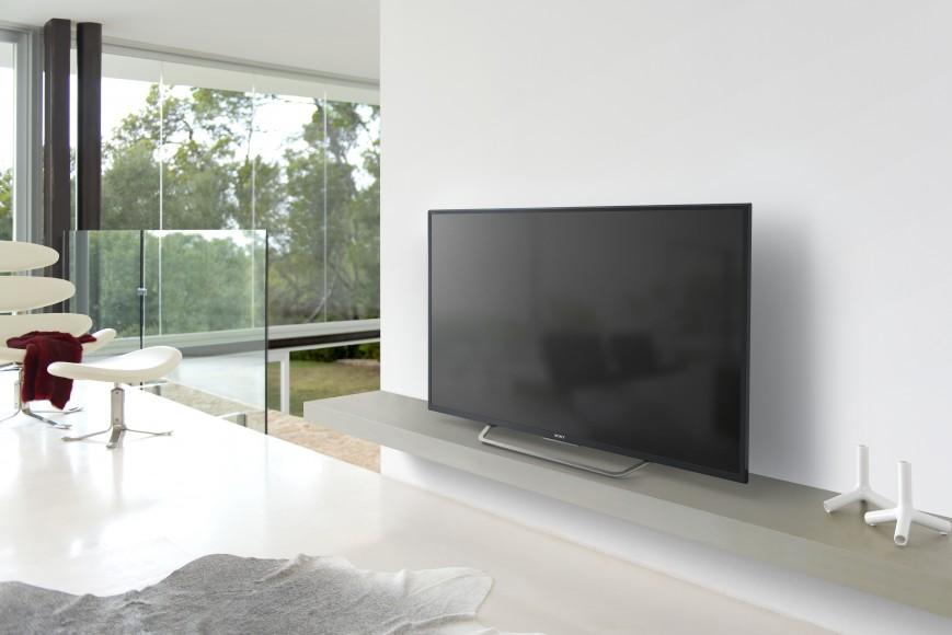 В России вышли 4K-телевизоры Sony BRAVIA с обновленной платформой Android TV