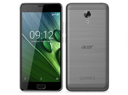 IFA 2016: Acer представила смартфоны Liquid Z6 и Z6 Plus
