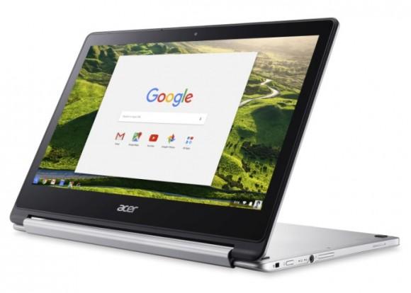 IFA 2016: Acer представила хромбук-перевертыш Chromebook R 13