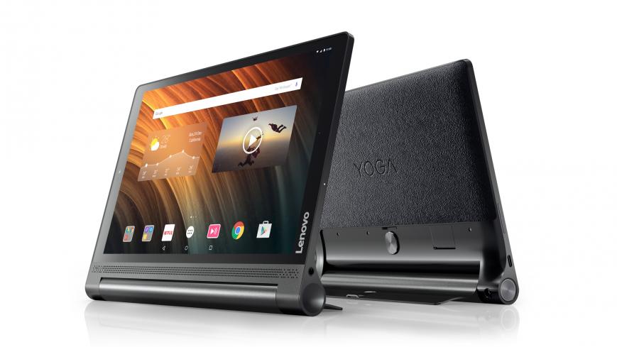 IFA 2016:  Lenovo представила планшет Yoga Tab 3 Plus с 2K-дисплеем