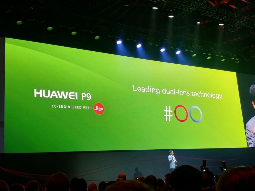 IFA 2016: Huawei выпускает P9 в синем и красном