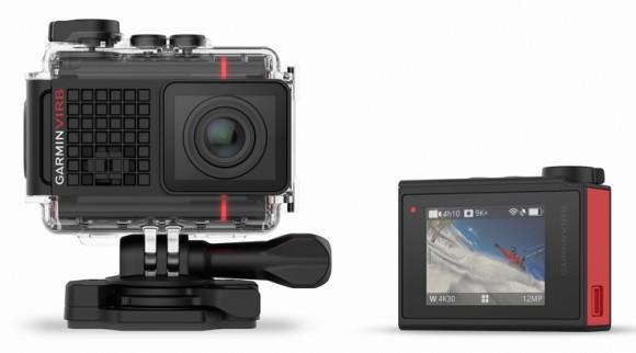IFA 2016: экшн-камера Garmin Virb Ultra 30 способна снимать 4K-видео и управляться голосом