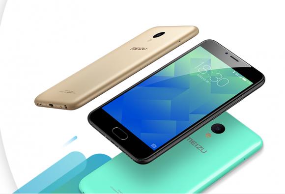 Стодолларовый Meizu M5 представлен официально