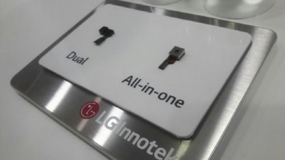Флагманский LG G6 обзаведется сканером радужки