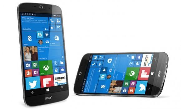 Смартфон Acer Jade Primo останется без обновления Windows 10 Mobile Anniversary