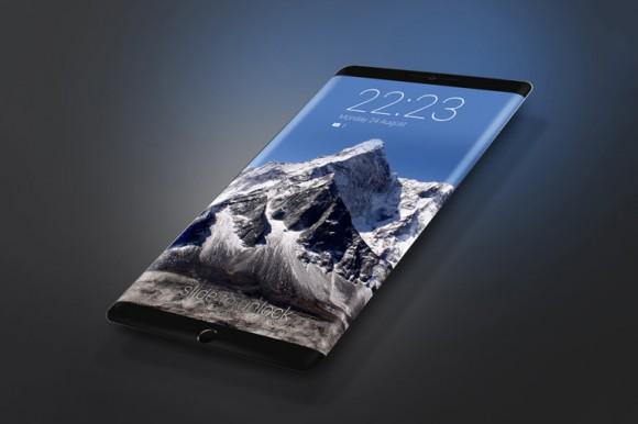 iPhone 8 получит изогнутый OLED-дисплей и порт USB Type-C