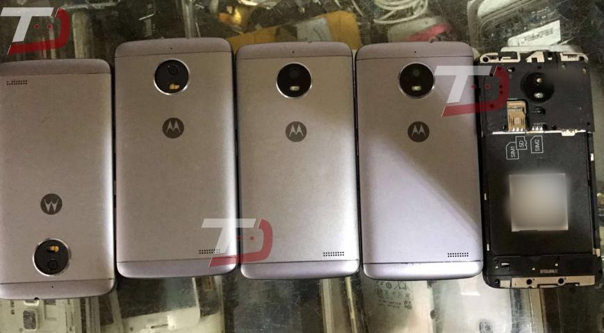 Moto E4 Plus с аккумулятором на 5000 мАч показался на фото