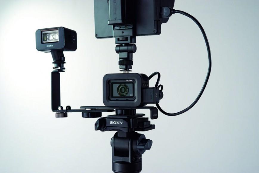 Прочная ультракомпактная камера Sony RX0 получила дюймовый сенсор Exmor RS