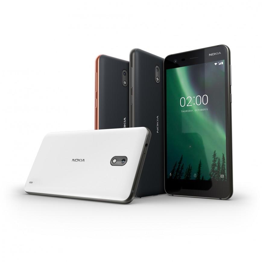Ультрабюджетный Nokia 2 представлен официально