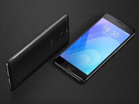 Объявлена российская цена Meizu M6 Note