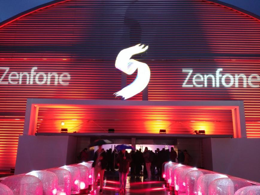 ASUS представила безрамочные смартфоны ZenFone 5