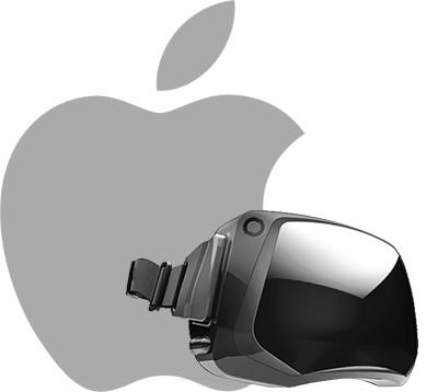 Apple работает над мощным шлемом виртуальной и дополненной реальности