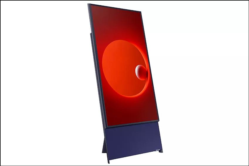 Samsung выпустила специальный телевизор для любителей вертикальных видео со смартфонов