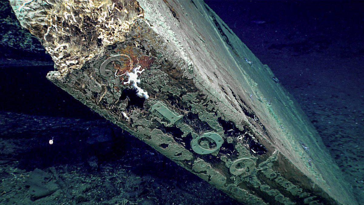 Океанологи нашли загадочный корабль 19 века на дне Мексиканского залива