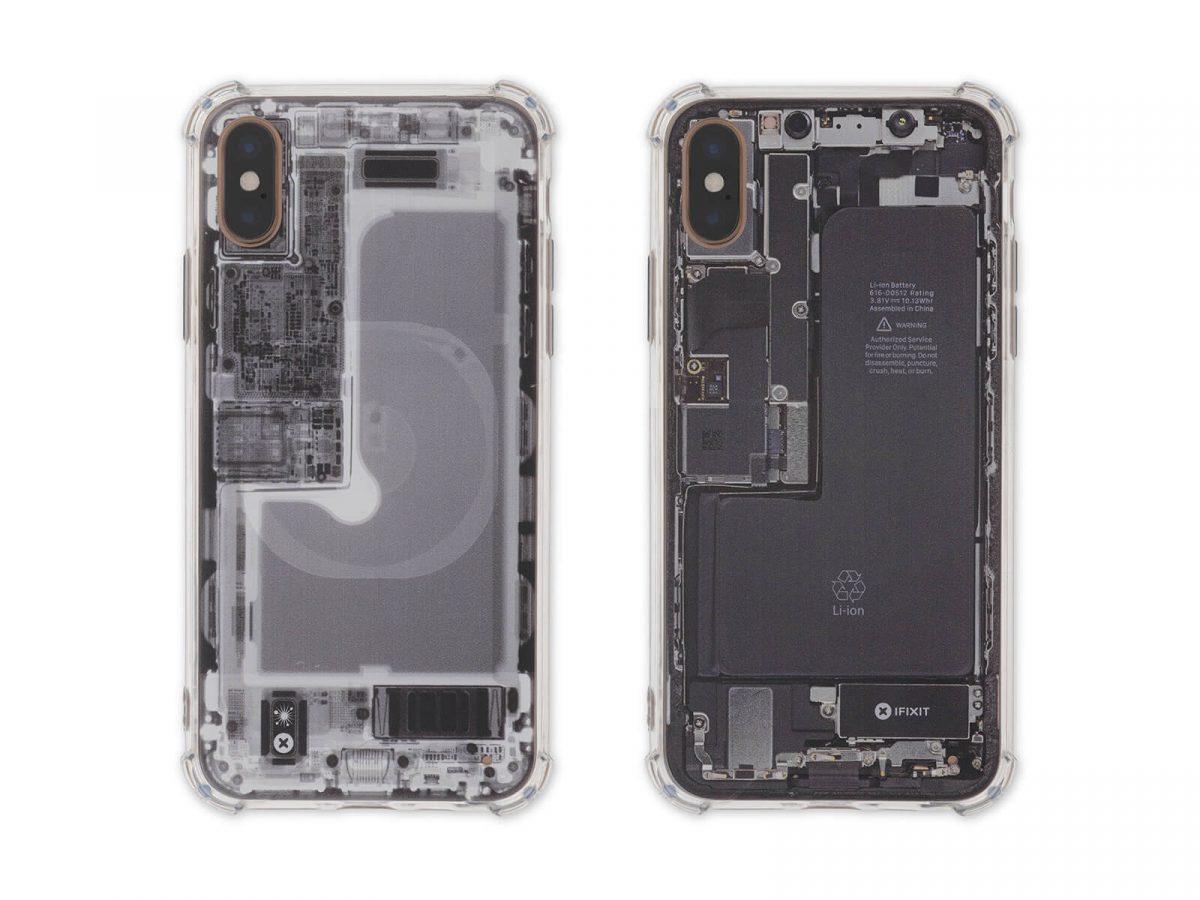 Созданы «обнажающие» внутреннюю суть iPhone чехлы