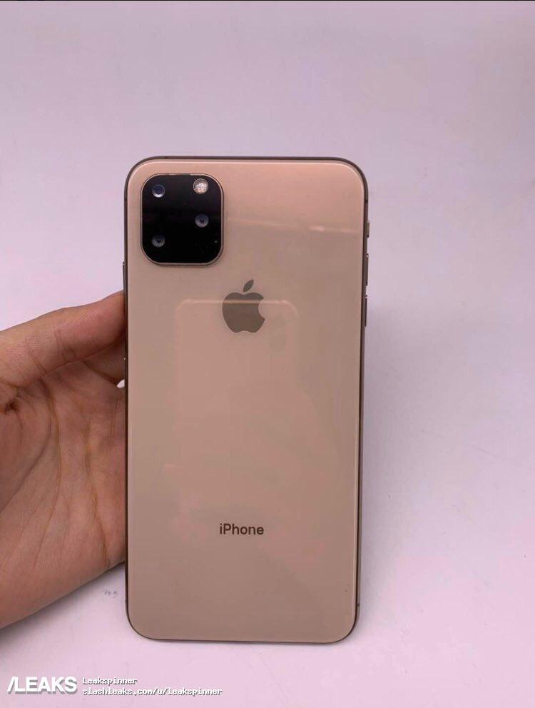 iPhone 2019 года ещё нет, но их клоны уже можно купить