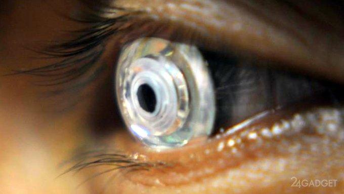 Появились биомиметические линзы с двойным зумом (3 фото)