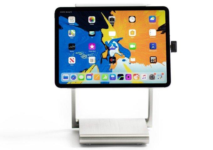 С MagicDock iPad превратится в настоящий компьютер (5 фото)