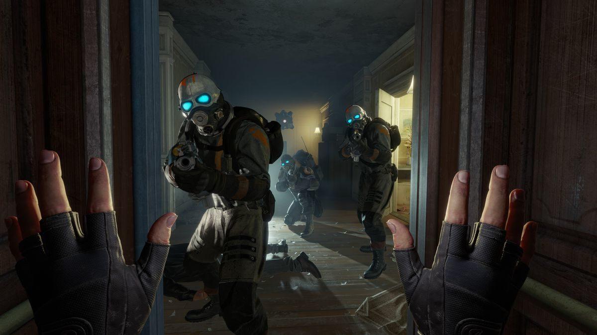 Анонс новой Half-Life вызвал дефицит шлемов виртуальной реальности
