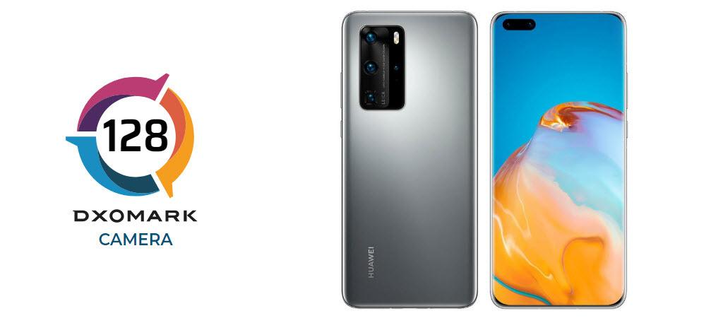 Рейтинг смартфонов с лучшей в мире камерой возглавил новый флагман Huawei
