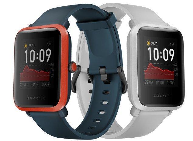 """Стала известна цена новых недорогих """"умных"""" часов Xiaomi Amazfit Bip Lite 1S"""
