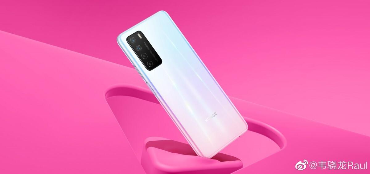 Показаны официальные изображения нового недорогого смартфона Honor Play 4