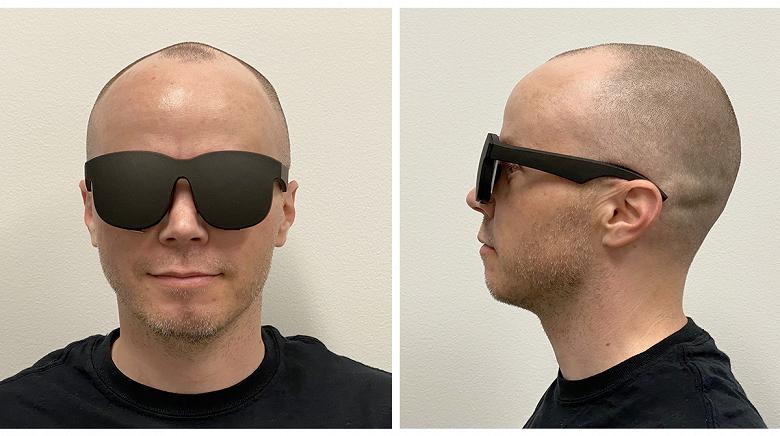 Разработан шлем виртуальной реальности размером с солнцезащитные очки