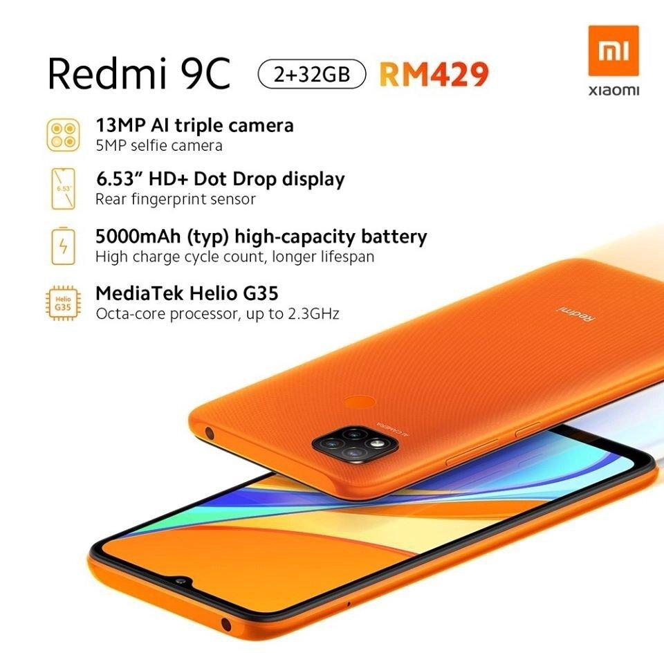 Xiaomi официально представила самые доступные смартфоны линейки Redmi