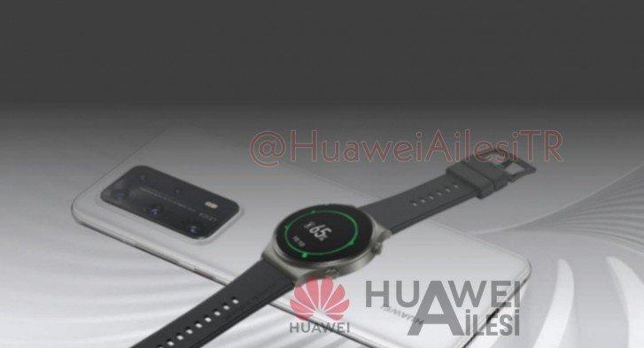 """Huawei позволит заряжать грядущие """"умные"""" часы смартфоном"""