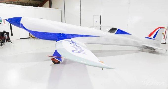 Успешно завершены наземные испытания электросамолета Rolls-Royce ACCEL (видео)