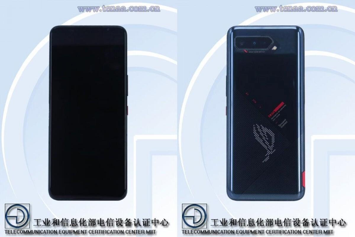 Раскрыты подробности и внешность двухэкранного игрового смартфона ASUS ROG