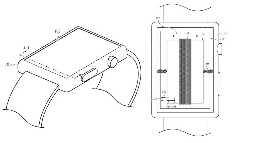 Apple нашла способ сделать свои часы более тонкими и увеличить их автономность