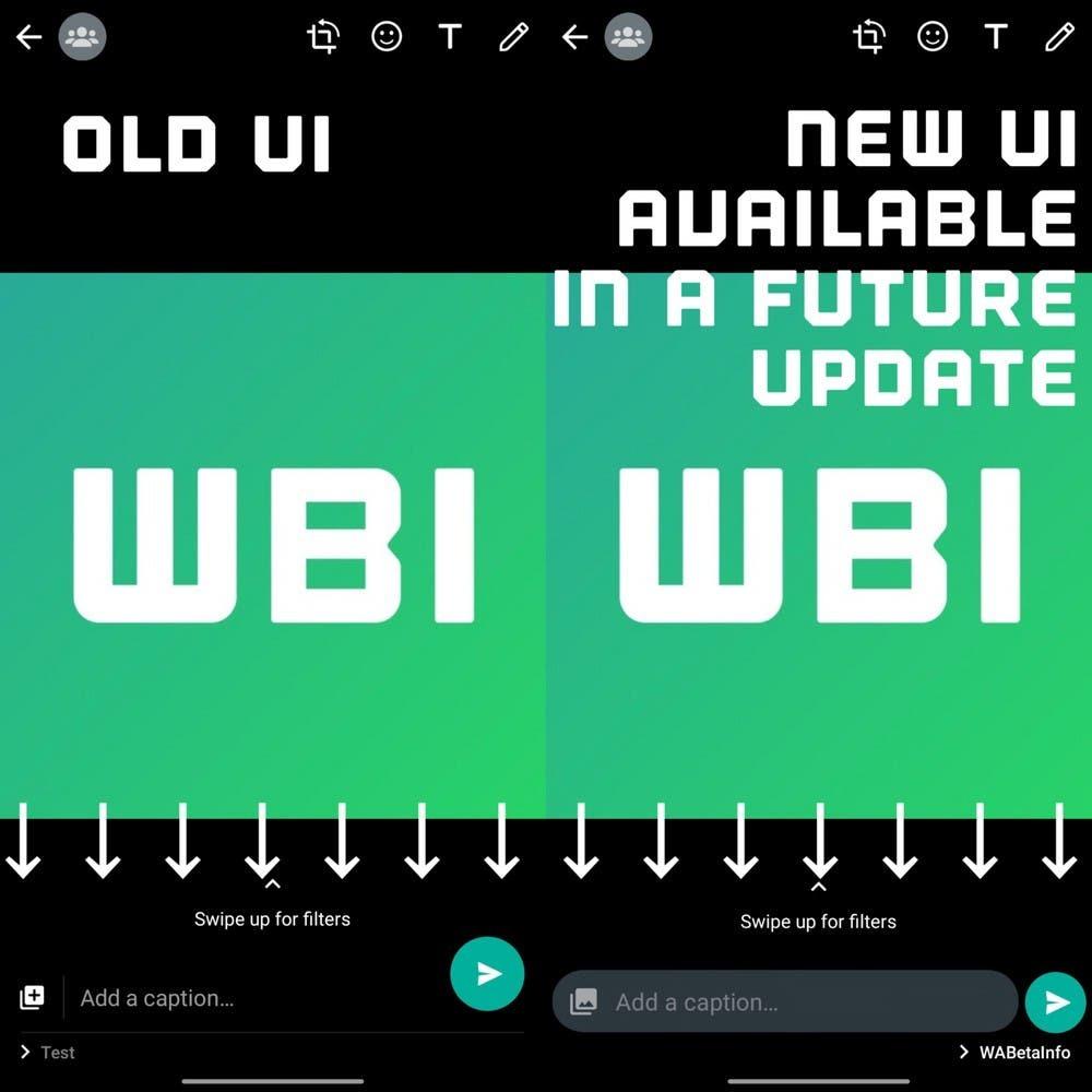 Раскрыты небольшие изменения дизайна WhatsApp