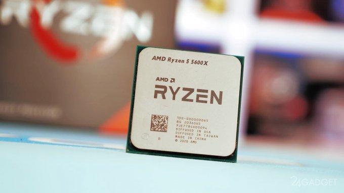 Специалисты показали прогресс процессоров AMD Ryzen 5 на примере видеоигр (5 фото)