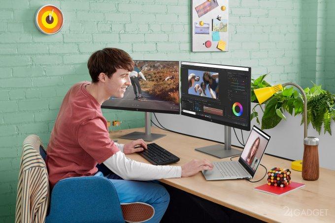 "HP представила 15 и 17-дюймовые ноутбуки ENVY для ""безграничного творчества"" (16 фото)"
