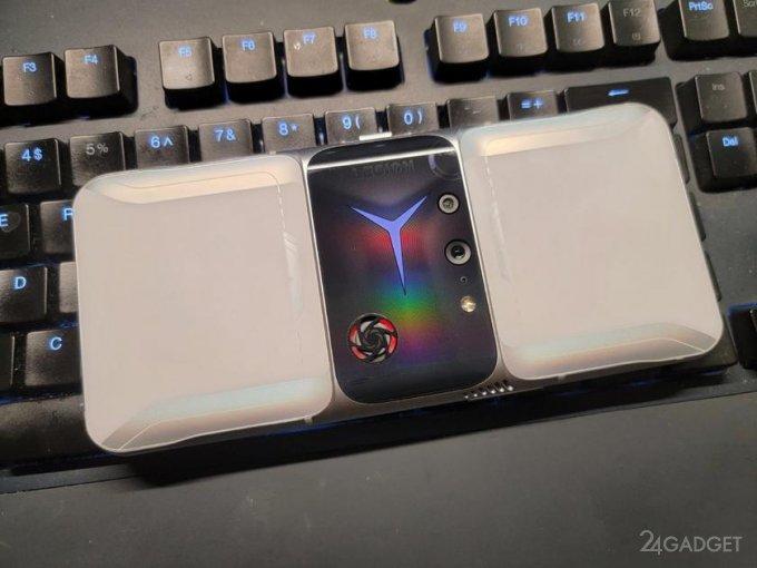 Опубликованы реальные снимки геймерского смартфона Lenovo Legion 2 Pro (5 фото)