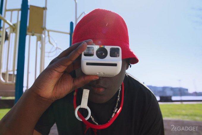 Представлена компактная камера мгновенного действия для новичков Polaroid Go (3 фото + видео)