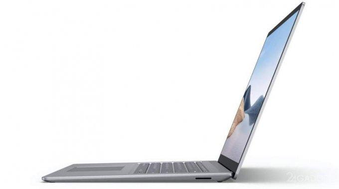 Представлено четвертое поколение ноутбуков Microsoft Surface Laptop, стоимостью выше 1000 долларов (видео)
