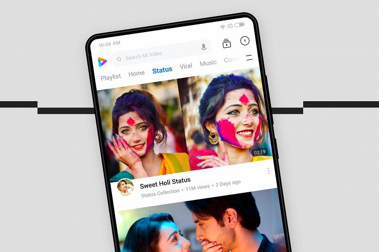 Предустановленный видеоплеер Xiaomi научили скачивать видео из соцсетей