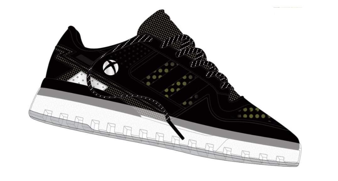 Adidas выпустит кроссовки в стиле Xbox