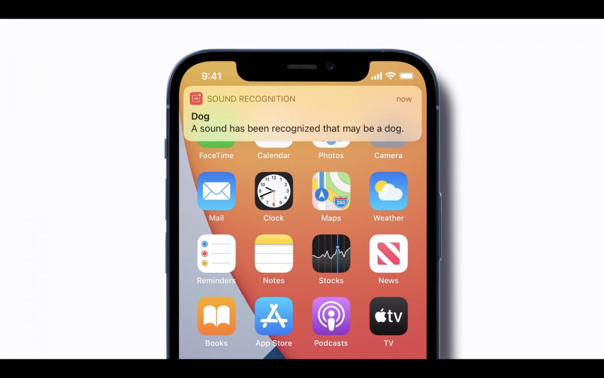 Apple показала, как «научить» iPhone распознавать звуки пожарной тревоги и плача ребёнка