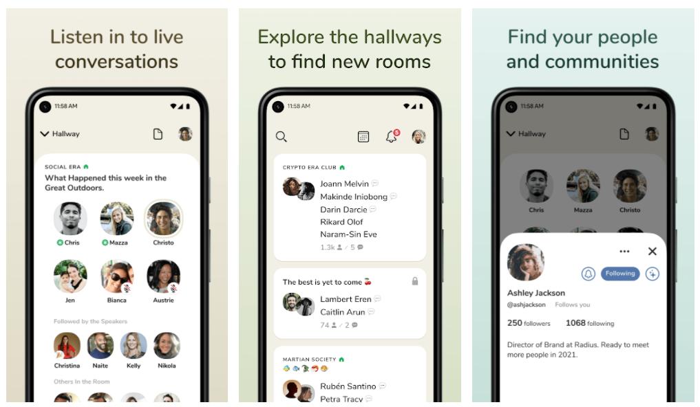 Наделавшее шума приложение Clubhouse вышло на Android