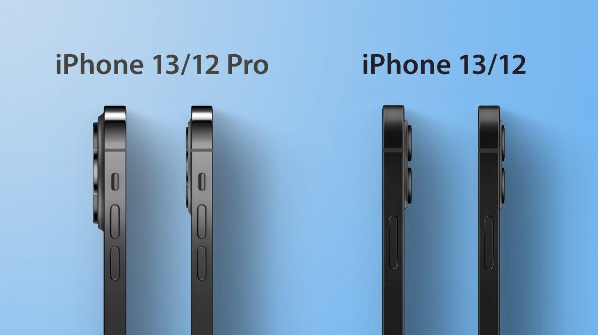 Новенькие iPhone 13 будут толще предшественников