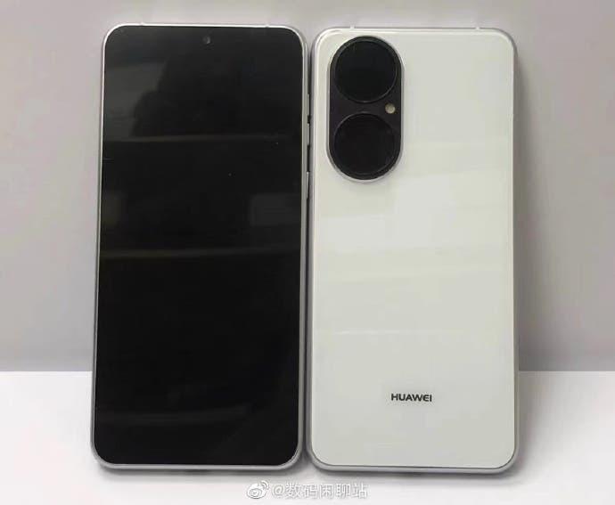 Показаны реальные фото следующего флагманского смартфона Huawei