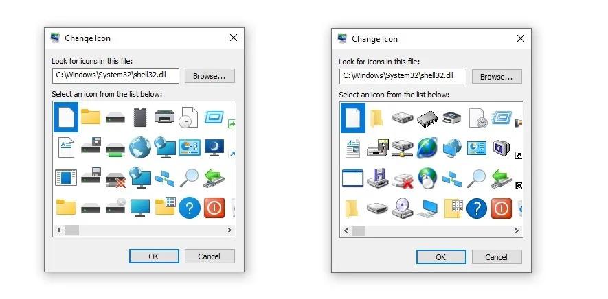 Microsoft впервые перерисует иконки в Windows со времён Windows 95