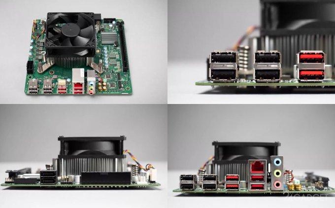 AMD анонсировала выпуск моноблока AMD 4700S, разработанного для Xbox Series X
