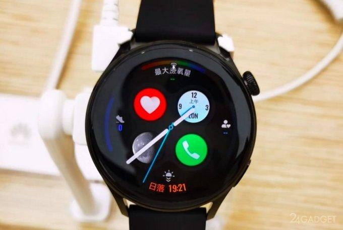 Инсайдер показал фото будущих смарт часов Huawei Watch 3 и Watch 3 Pro (5 фото)