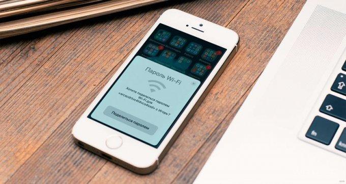 Набор символов выводит из строя Wi-Fi на iPhone (видео)